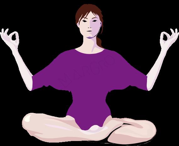 Innere Ruhe finden mit Meditation | © Margarita Gross